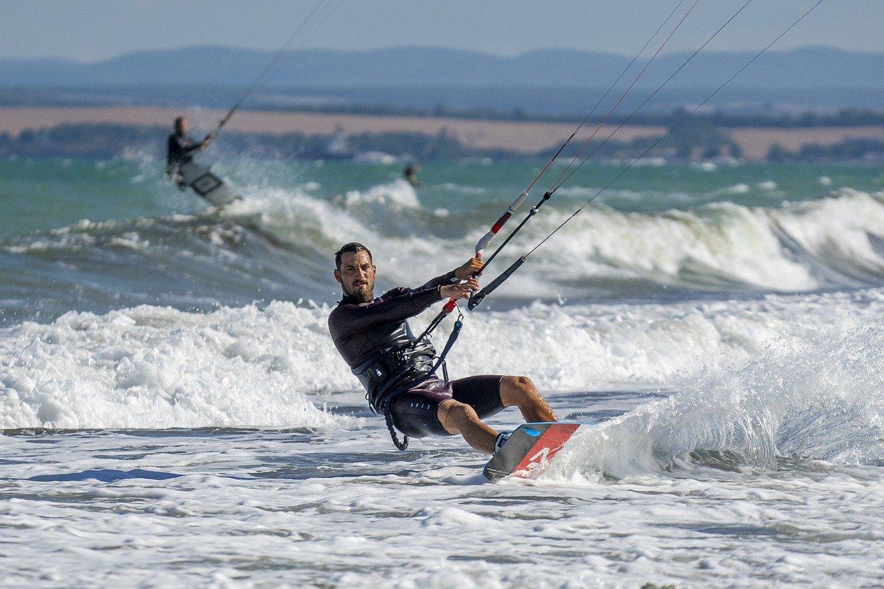 Jak trudno jest nauczyć się kitesurfingu?